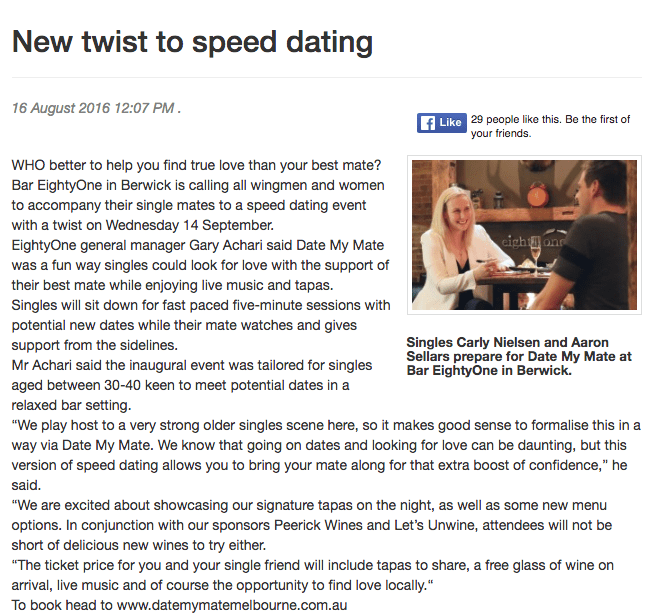 Date My Mate Media 2