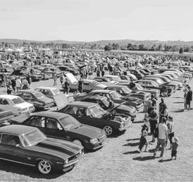 MEGA Car Show