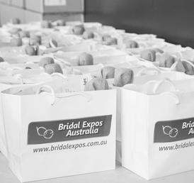 Bridal Expos Australia Pamper Bags