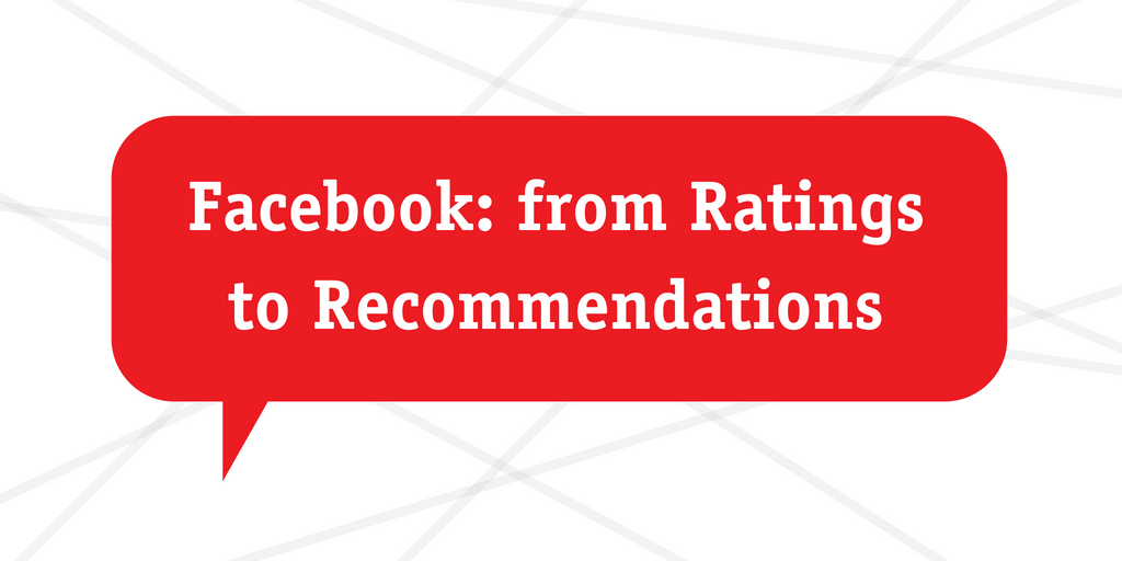 Recommendations on Facebook