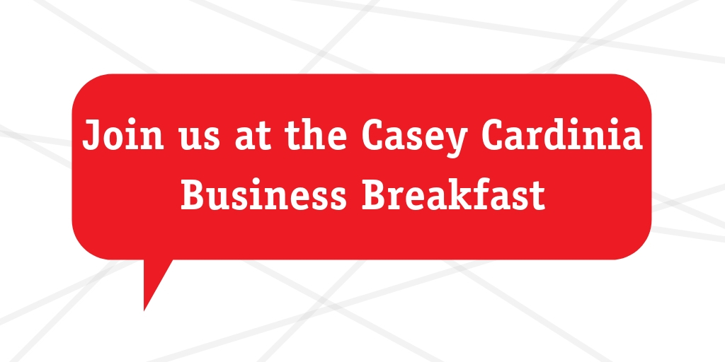 Casey Cardinia Business Breakfast