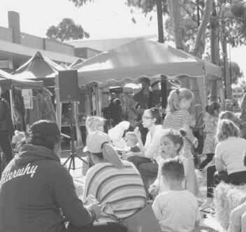 Lynbrook village easter market