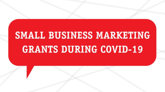 small business marketing grants during covid-19